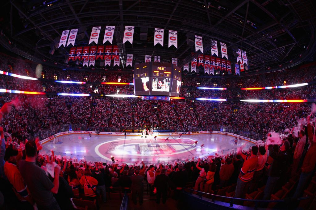 Boston Bruins v Montreal Canadiens - Game Five