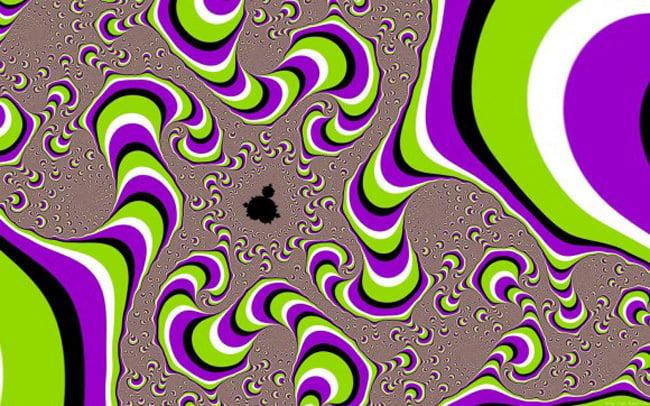 35 illusions d'optique incroyables qui tordront votre perception de la réalité