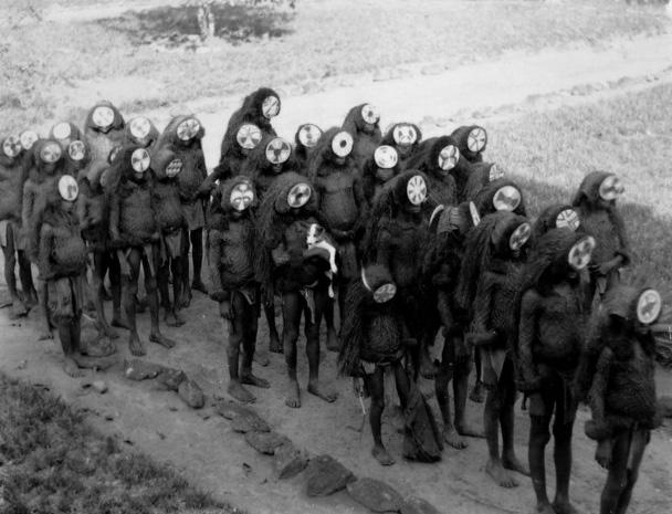 33 vieilles photos terrifiantes pratiquement inexplicables