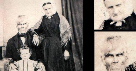 Après 50 ans, les merveilleuses photos d'une nounou sont trouvées