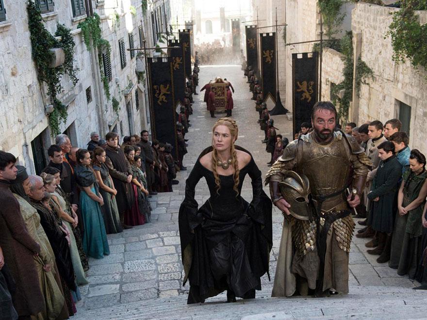 15 lieux de tournage de Game of Thrones dans la vraie vie