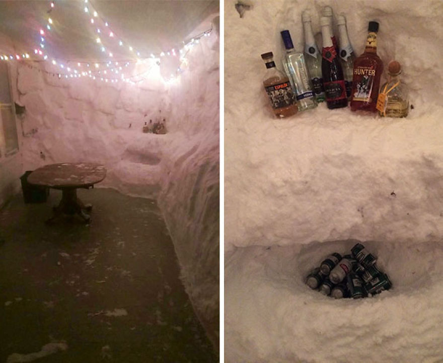 15 photos illustrent parfaitement l'intensité du #Blizzard2016