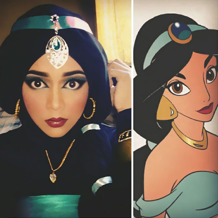 hijab-personnages-disney-01