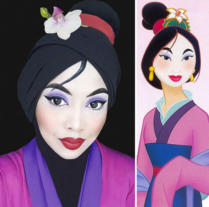 hijab-personnages-disney-02
