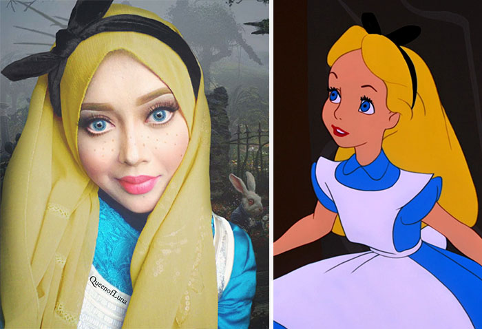 hijab-personnages-disney-09