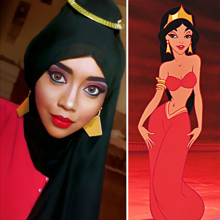 hijab-personnages-disney-12