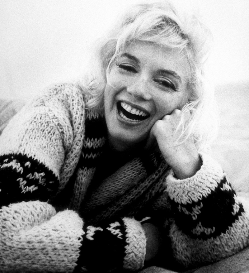 15 photos percutantes de la dernière séance photo de Marilyn Monroe