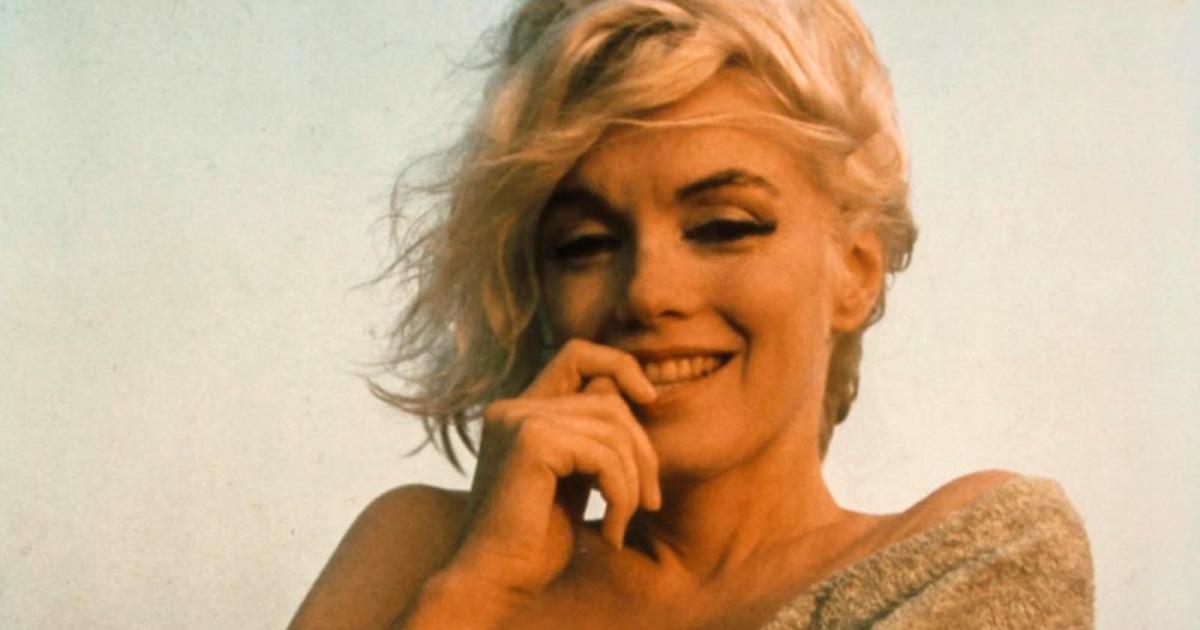 15 photos inédites de la dernière séance photo de Marilyn Monroe