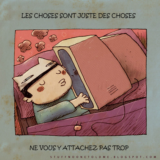 19 choses qu'on ne m'a jamais dites