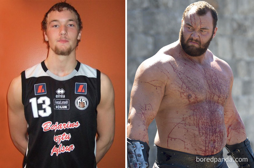 20 acteurs de Game of Thrones avant et maintenant