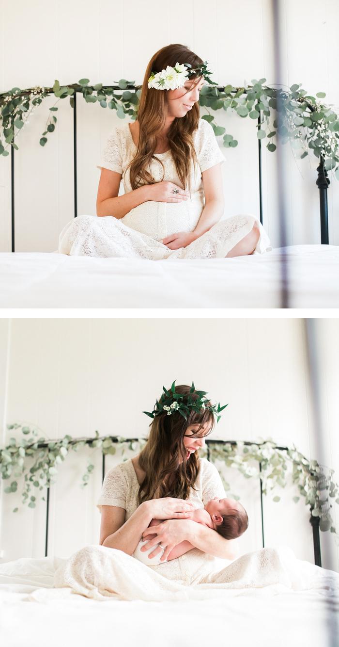 30 photos de mères avant et après avoir traversé la plus magnifique transformation