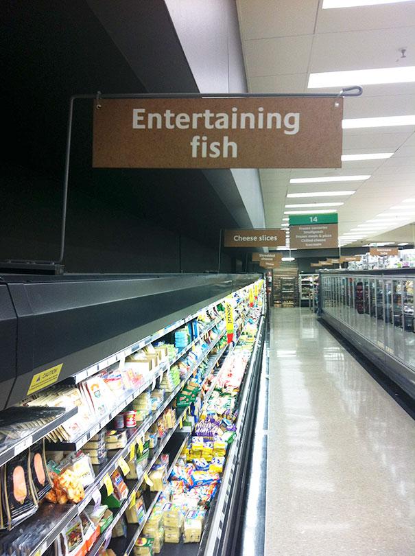 Voici 20 échecs hilarants par des supermarchés