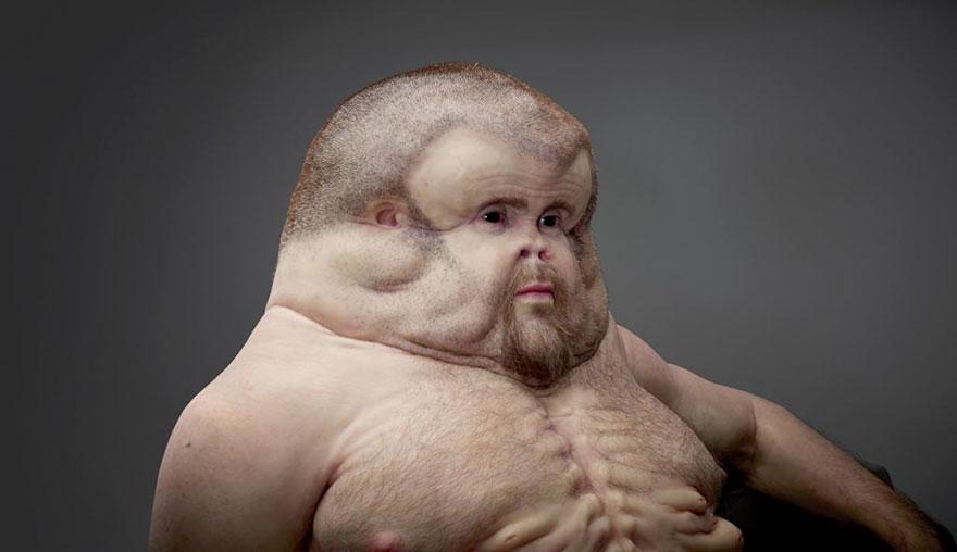 Voici Graham, le seul homme qui peut survivre à un accident de voiture