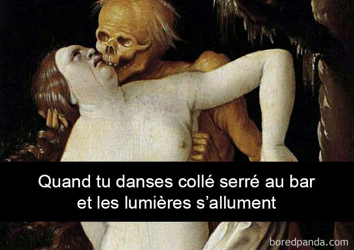 15 peintures historiques avec des commentaires hilarants