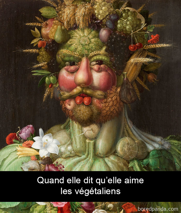 15 peintures historiques avec des légendes hilarantes