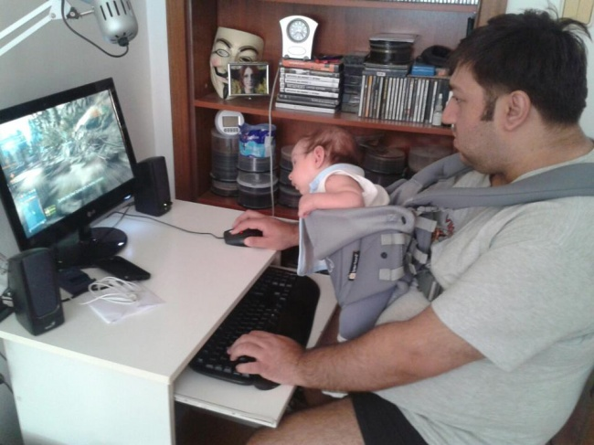 23 brillantes photos que tous les parents comprendront