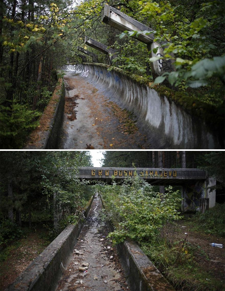 20 sites olympiques abandonnés prouvent que les Jeux sont un énorme gaspillage d'argent