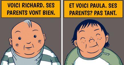 Une mère partage une illustration qui explique parfaitement le consentement et tout le monde doit la voir