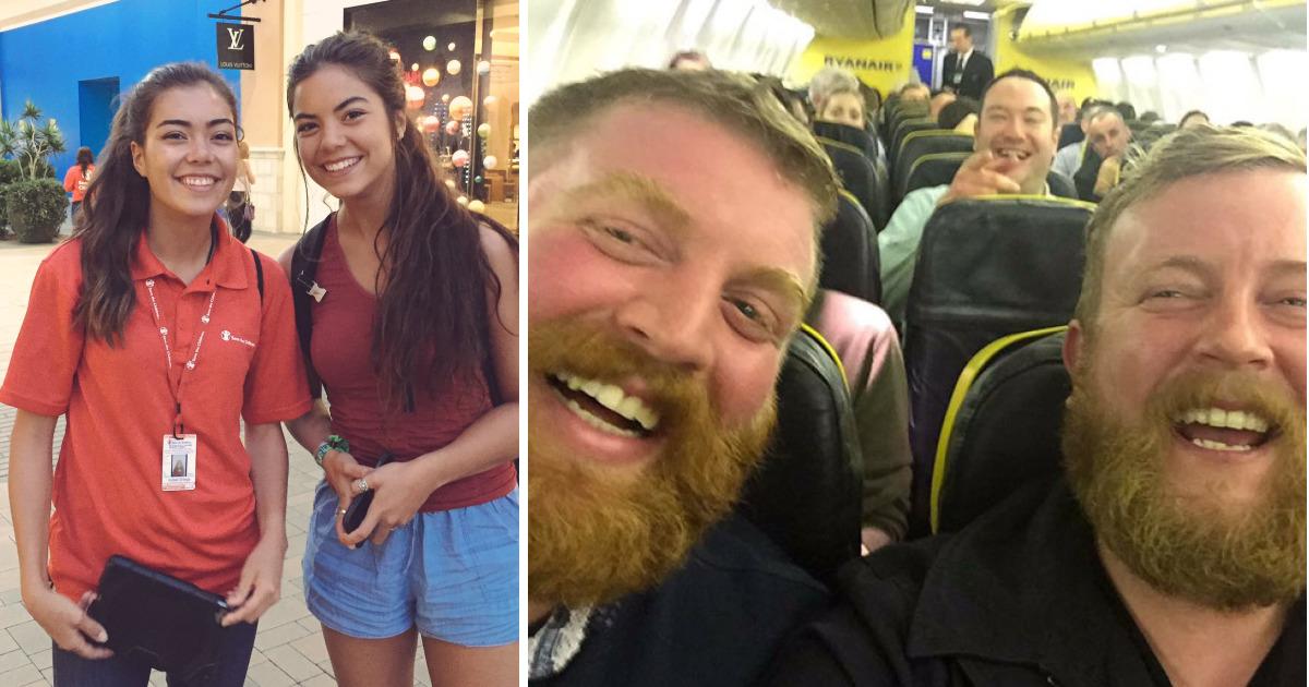 20 parfaits inconnus qui ont rencontré leurs sosies par hasard
