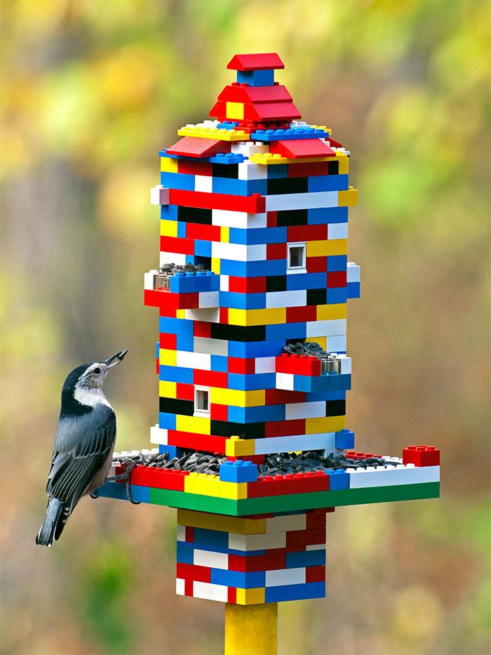 20 façons géniales d'utiliser des blocs LEGO auxquelles vous n'avez probablement jamais pensé