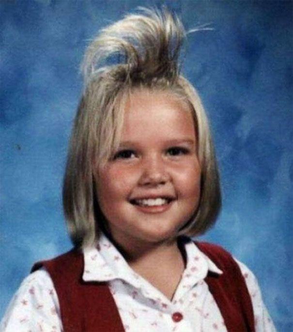 33 coiffures hilarantes des années 1980 et 1990 qui ne doivent plus jamais revenir à la mode