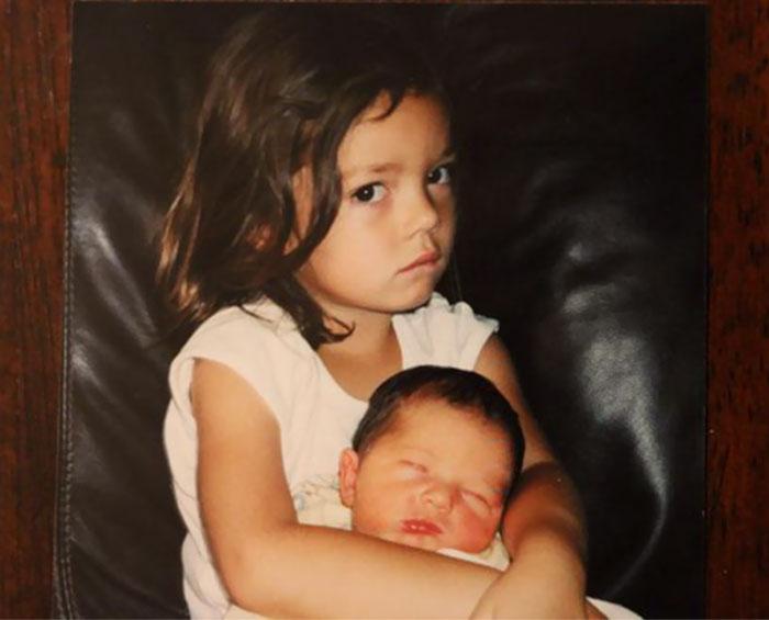 20 enfants qui ne voulaient rien savoir d'un frère ou d'une soeur