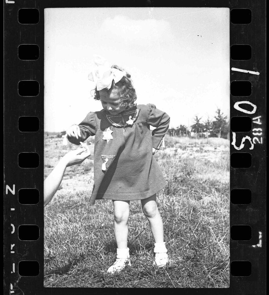 Un photographe juif a enterré ces photos pour les cacher des nazis, et elles vont vous briser le coeur