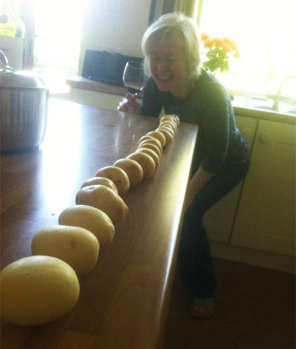 20 mères avec un excellent sens de l'humour