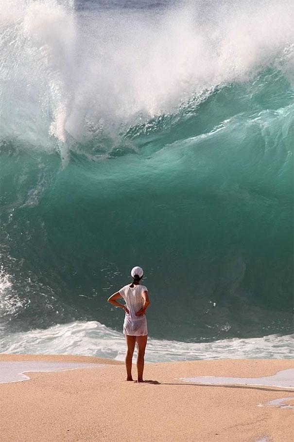 30 photos prises une seconde avant la catastrophe qui vont te faire souffrir juste en les regardant