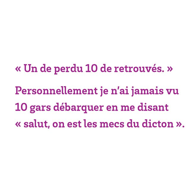20 citations de Madame Connasse qui vont te faire rire