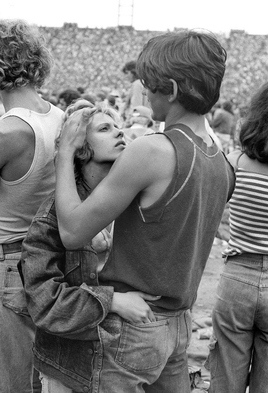 30 portraits intimes de jeunes rebelles dans les années 1970 pris par un enseignant du secondaire