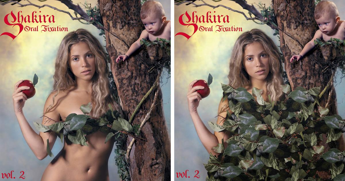 20 photos qui révèlent à quoi ressemblent les mêmes produits et images en Occident et au Moyen-Orient