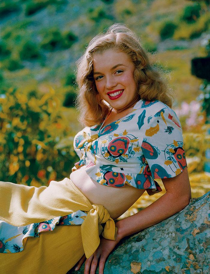 48 photos inédites de Marilyn Monroe révèlent sa vie avant qu'elle soit célèbre
