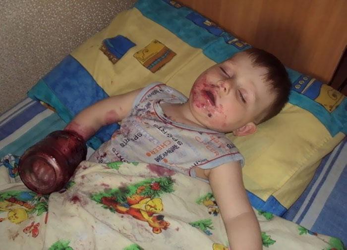20 photos hilarantes montrent ce qui se produit quand tu laisses tes enfants seuls