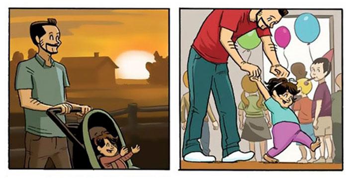 Cette bande dessinée sur le vieillissement changera la façon dont tu perçois la vie