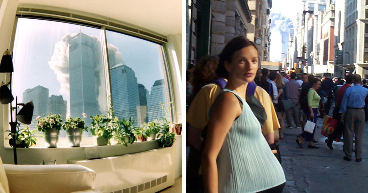 21 rares photos des attentats du 11 septembre 2001 que tu n'as probablement jamais vues