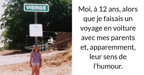 16 parents avec un excellent sens de l'humour
