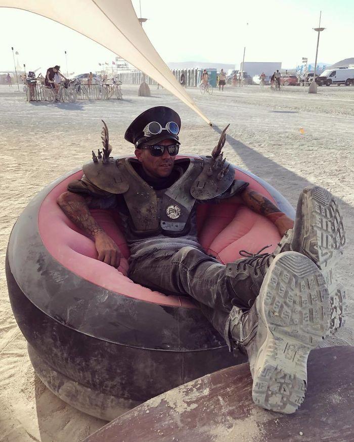 60 photos épiques de Burning Man 2017 prouvent que c'est le festival le plus hallucinant au monde