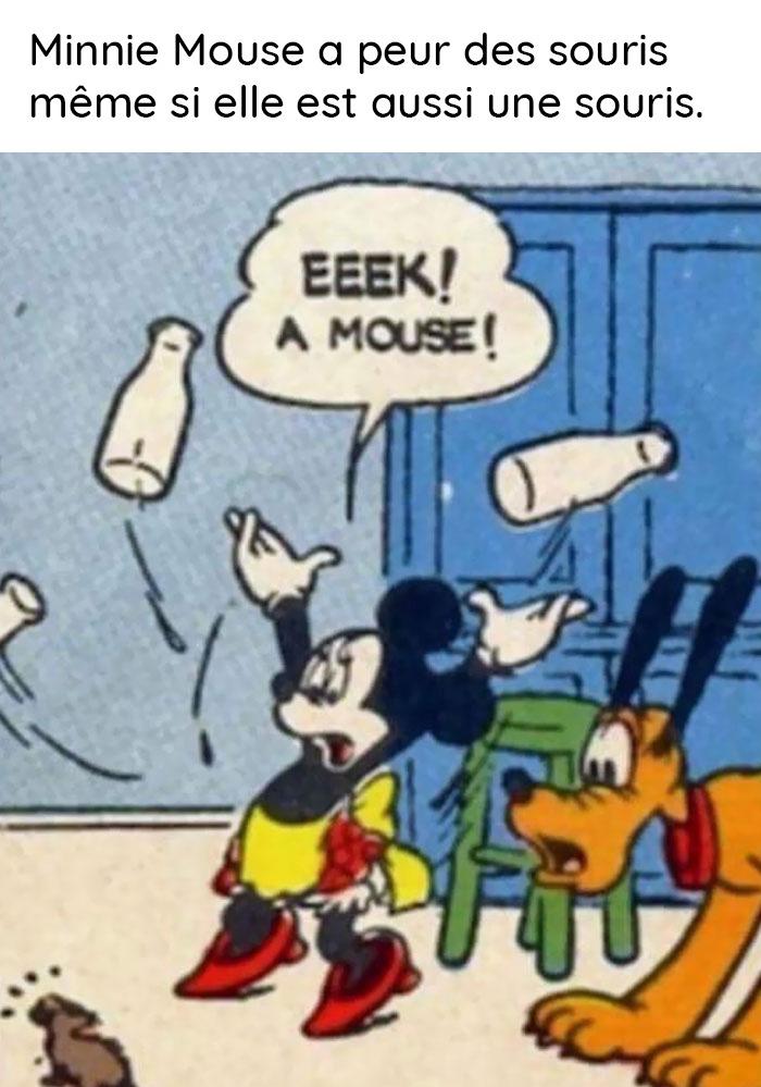30 exemples absurdes de logique de dessins animés qui vont vous faire rigoler