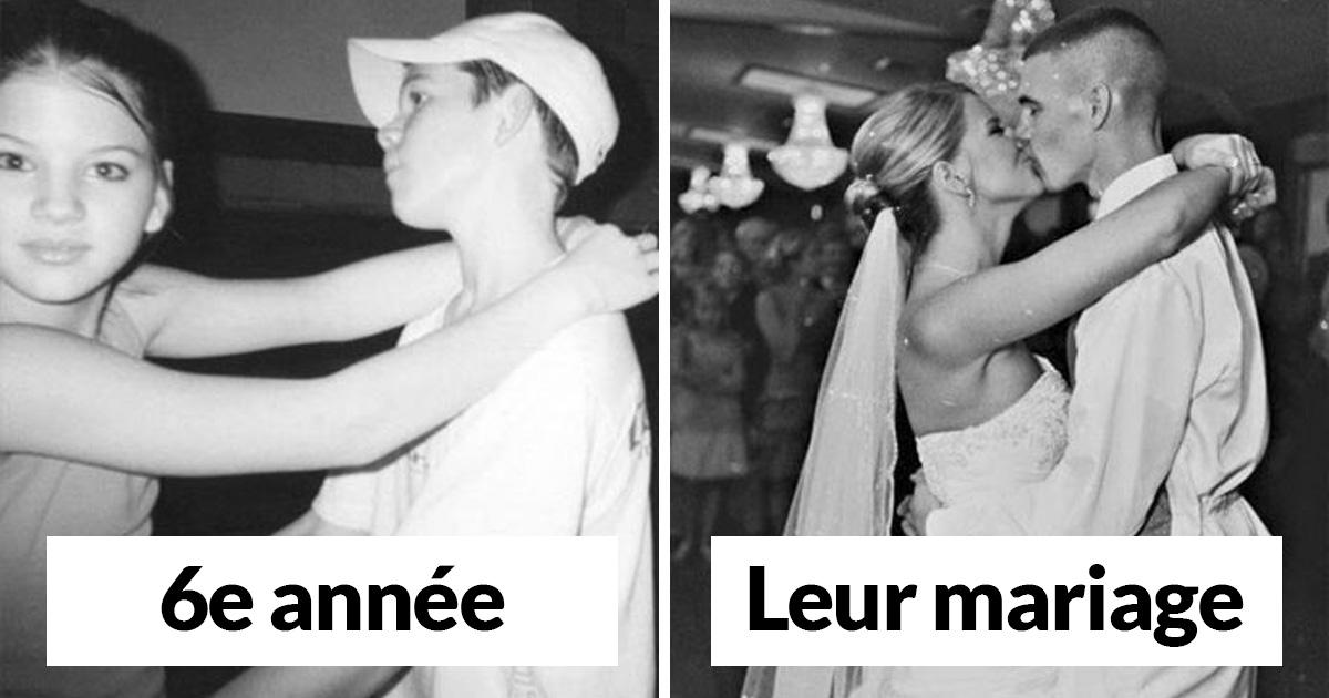 20 photos de couples avant et maintenant qui vont vous faire croire en l'amour éternel