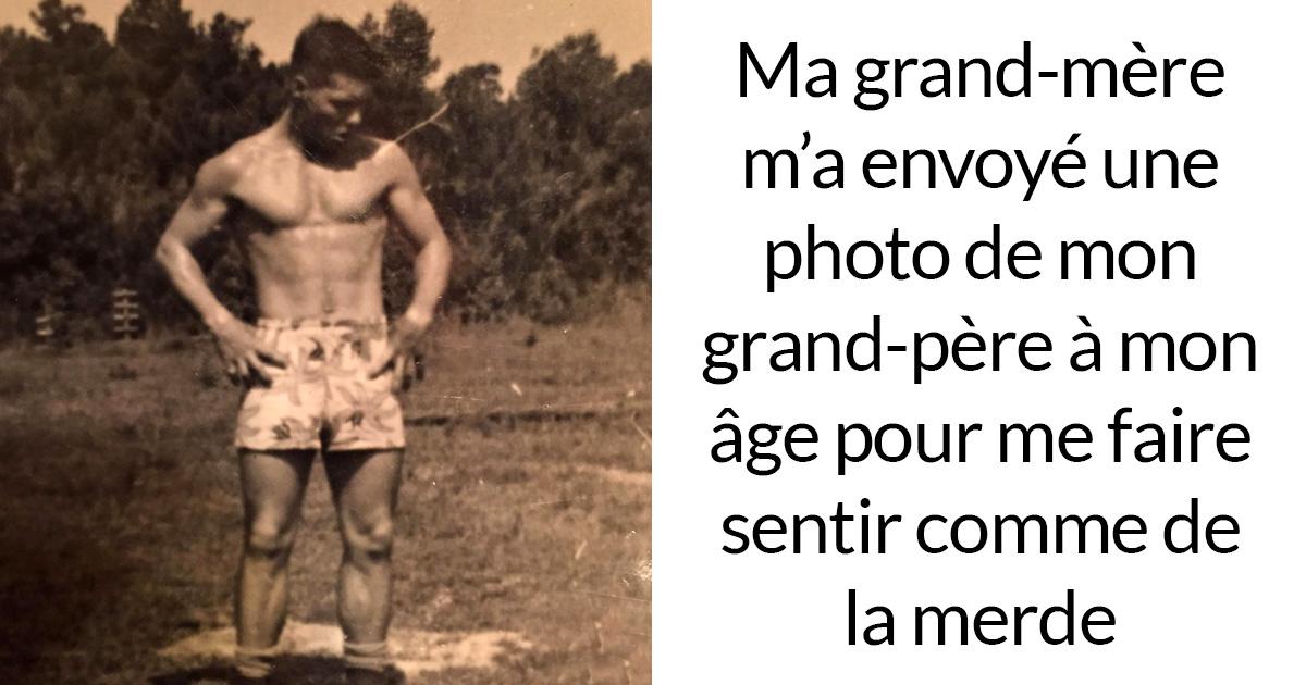 21 fois où des gens ont réalisé que leurs grands-parents étaient plus cool qu'eux