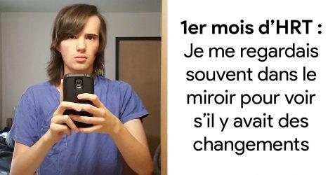 Un homme transgenre partage des photos incroyables prises avant et après sa transformation, mais il perd ses amis et sa famille