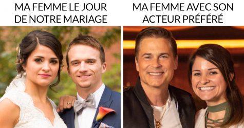 20 photos avec des sous-titres hilarants qui prouvent qu'être marié, c'est génial