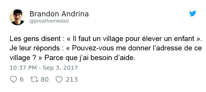 20 citations hilarantes de parents au sujet des enfants