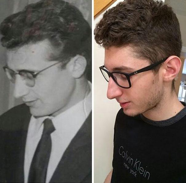 20 fois où des gens ont reproduit les photos de leurs grands-parents, et le résultat était fascinant