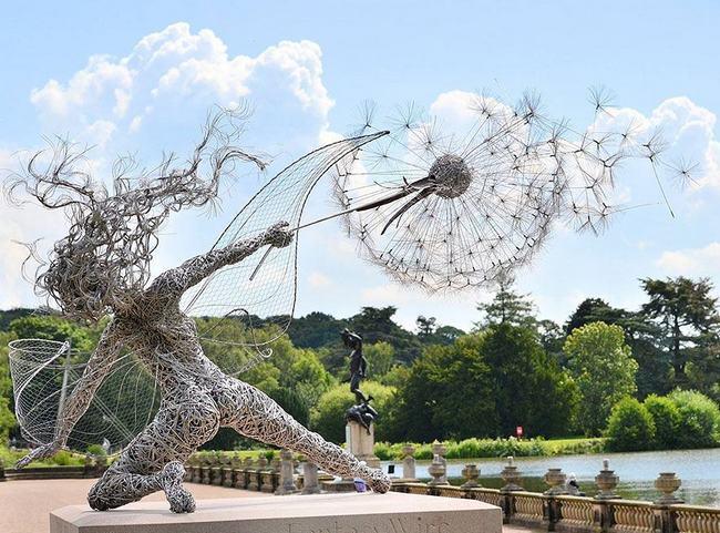 12 sculptures qui sont bien trop magnifiques pour notre monde