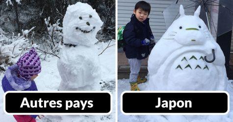 33 bonshommes de neige les plus drôles et originaux de tous les temps