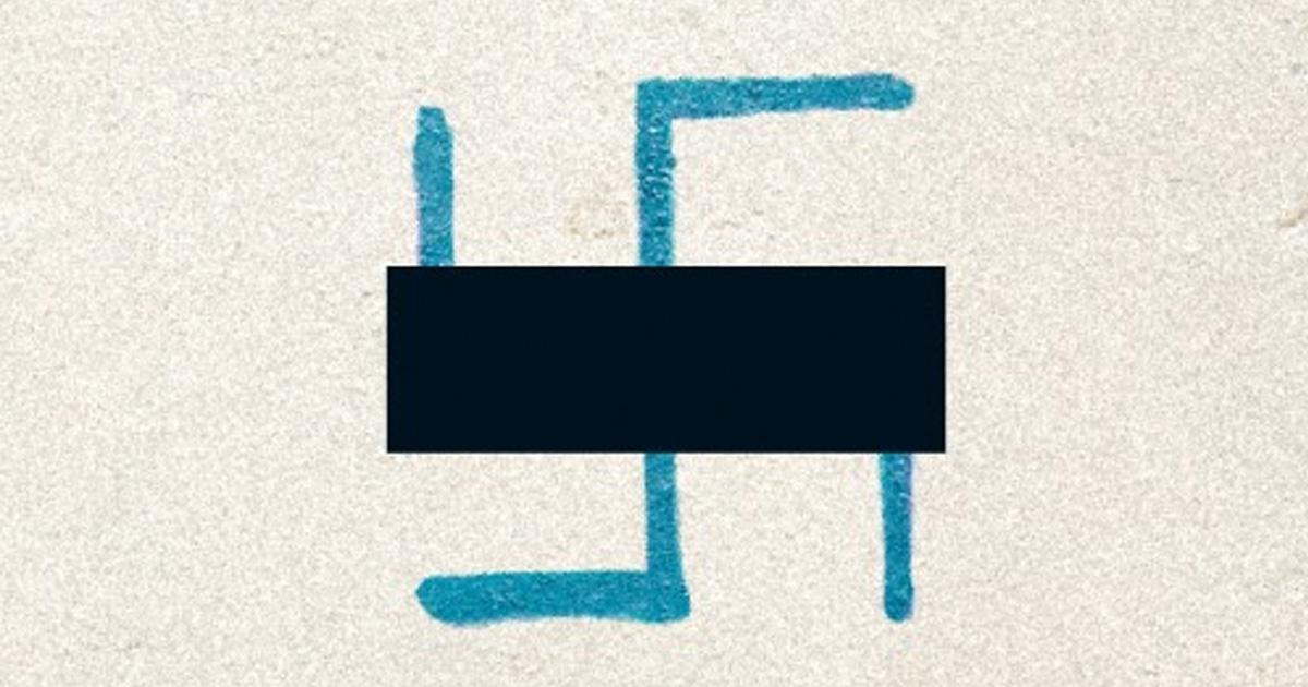 Quelqu'un a trouvé une façon créative de lutter contre les croix gammées qui ont commencé à apparaitre dans les rues de Berlin