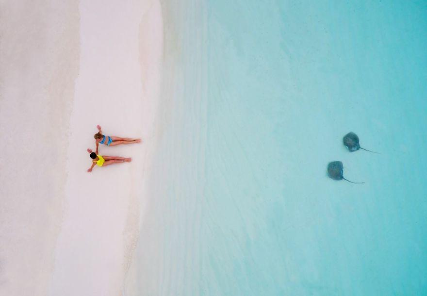 Les 22 plus belles photos de drones de 2017 viennent juste d'être dévoilées, et elles sont à couper le souffle