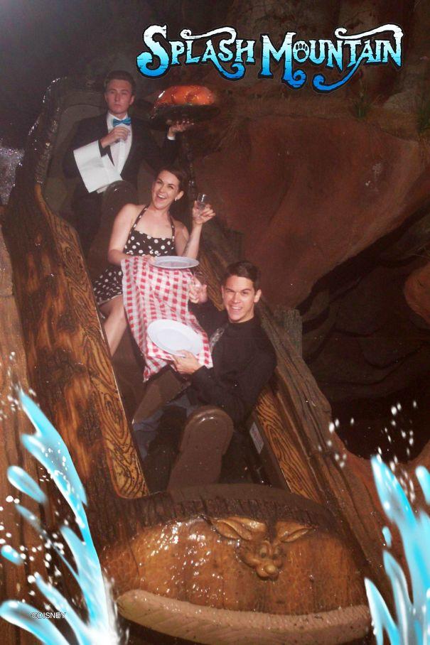 30 photos de montagnes russes qui vous feront mourir de rire
